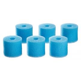 Oase Set de 6 Mousses 45ppi pré-filtre pour BioMaster 600 / Thermo 600