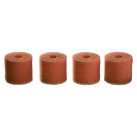 Oase Set de 4 Mousses 30ppi pré-filtre pour BioMaster 250 - 350 / Thermo 250 - 350