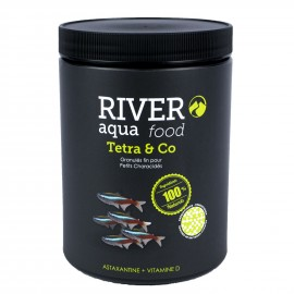 River Aqua Food Tetra & Co 1000ml