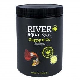 River Aqua Food Guppy & Co 1000ml