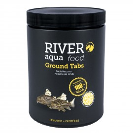 River Aqua Food Ground Tabs 1000ml