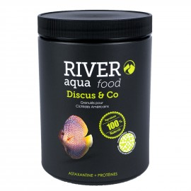 River Aqua Food Discus & Co 1000ml