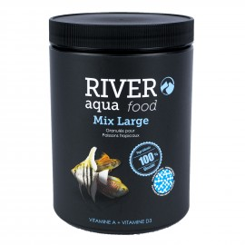 River Aqua Food Mix Large 1000ml