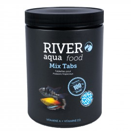 River Aqua Food Mix Tabs 1000ml