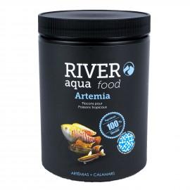 River Aqua Food Artemias Flakes 1000ml
