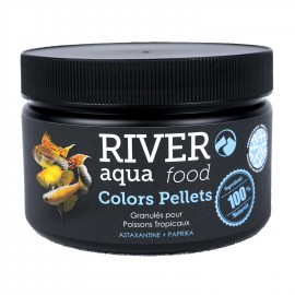 River Aqua Colors Pellets 250ml