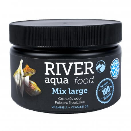 River Aqua Mix Large 250ml