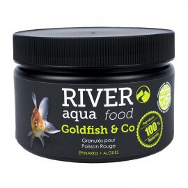 River Aqua Food Goldfish & Co 250ml