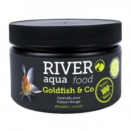 River Aqua Food Goldfish & Co 250ml