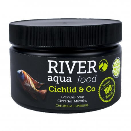 River Aqua Food Cichlid & Co 250ml