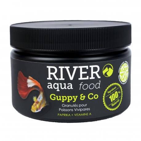 River Aqua Guppy & Co 250ml