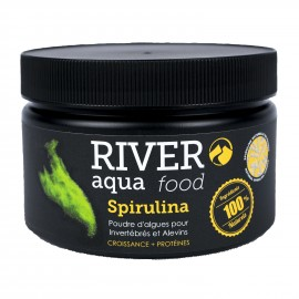 River Aqua Food Spirulina 250ml