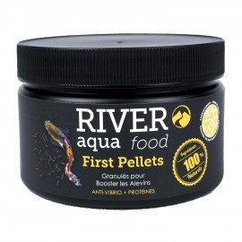 River Aqua Food First Pellets 250ml