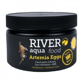 River Aqua Food Artemia Eggs 250ml