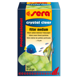 sera crystal clear Professional 12 pces