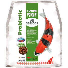 sera Koi Junior All Seasons Probiotic 5Kg