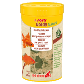 Sera Goldy Nature 250ml