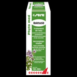 sera Phyto med Baktazid 100ml