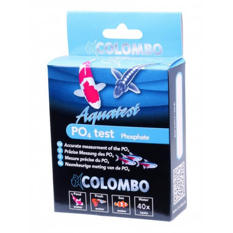 Test PO4 Phosphate Colombo