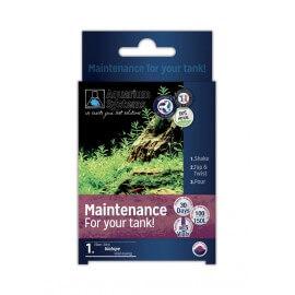 Aquarium Systems Unidose PROGRAMM Maintenance For Your Tank Eau Douce