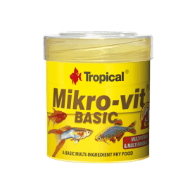 TROPICAL MIKROVIT BASIC 50ml