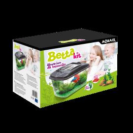 AquaEl Betta Kit 3,2L avec plante et gravier