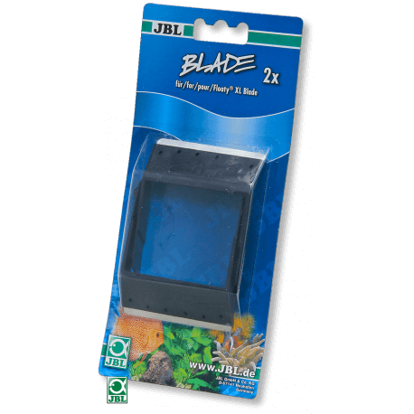 JBL 2 Lames de Rechange pour Floaty L et XL Blade