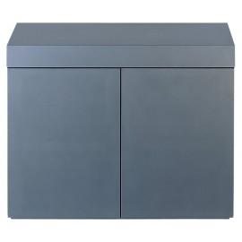 ADA Wood Cabinet 90 (90X45X70) Metallic Silver