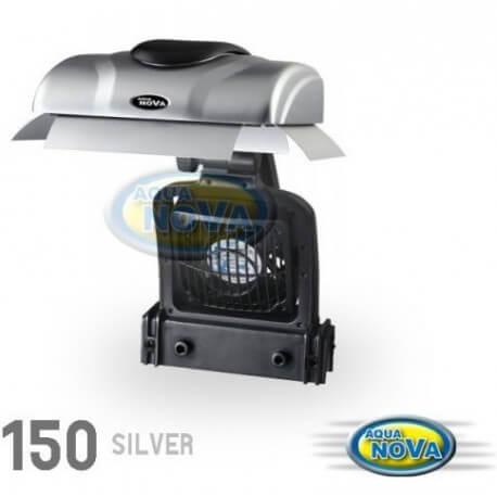 Spot HQI 150W Silver avec Refroidissement