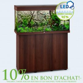 Aquarium Juwel Rio 180 LED Brun