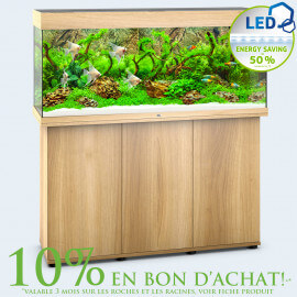 Aquarium Juwel Rio 240 LED Chene Clair