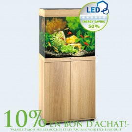 Aquarium Juwel Lido 120 LED Chene Clair