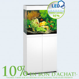 Aquarium Juwel Lido 120 LED Blanc