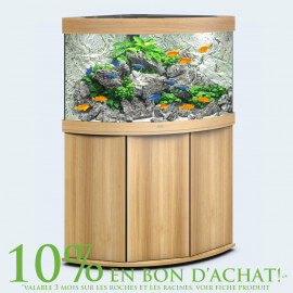 Aquarium Juwel Trigon 190 Chene Clair