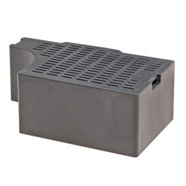Dupla Cartouche Filtrante pour Perfect Clean Filter PC 1