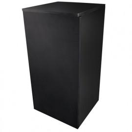 Dupla Cube Stand 80 Noir laqué