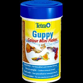 Tetra Guppy Colour Mini Flakes 250ml