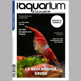 Aquarium à la Maison N°137 NOUVELLE FORMULE