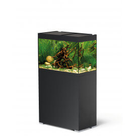 Oase Styline 125 Aquarium + Meuble Noir