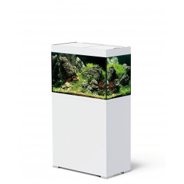 Oase Styline 125 Aquarium + Meuble Blanc