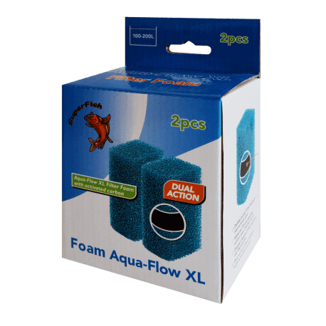 Superfish Aqua-Flow XL Cartouches 2 Pcs