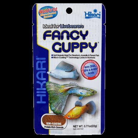 Hikari Fancy Guppy 22gr