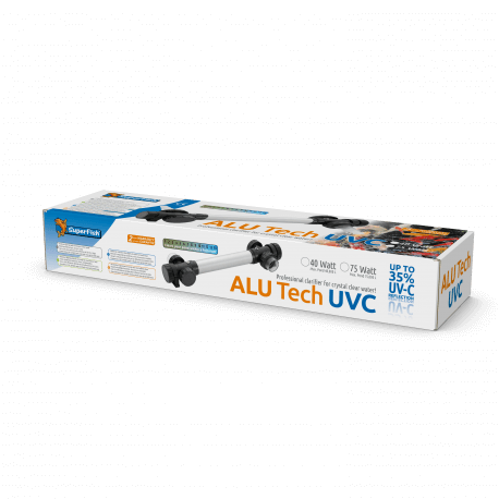 Superfish AluTech UV T5 75W - 75000L