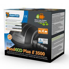 Superfish Pond Eco Plus E 3500 - 14W