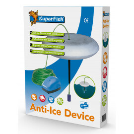 Superfish Cloche Anti-Glace avec Kit d'aération
