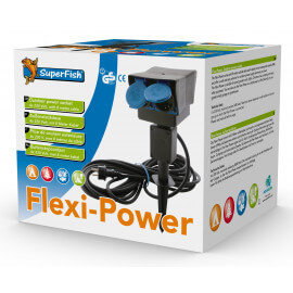 Superfish Flexi Power 4 Prises