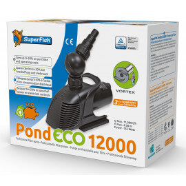 Superfish Pond Eco 12000 - 155W