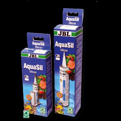 JBL Aquasil Silicone 80ml Translucide