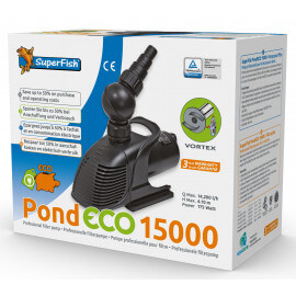 Superfish Pond Eco 15000 - 175W