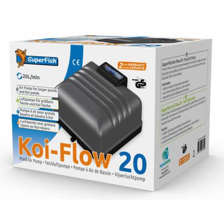Superfish Koi Flow 20